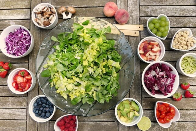 jak ułożyć dietę odchudzającą